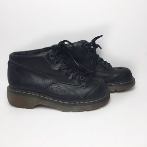 Dr Martens Wingtip 12278 Lace Up Ankle Boots